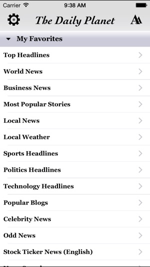 The Daily Planet On The App Store