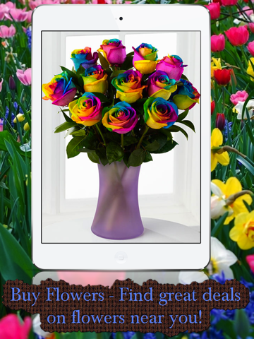 Buy Flowers-ipad-0