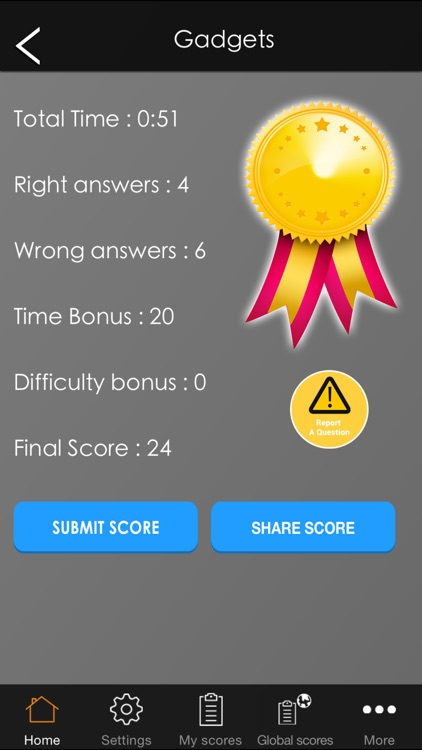 QuizMaster Pro - General Knowledge Master with Best GK Quiz