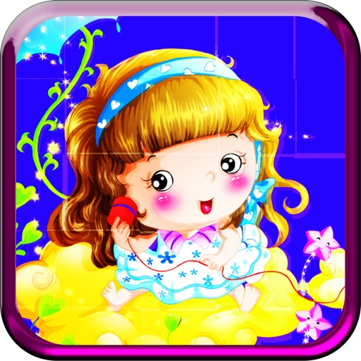 My Princess puzzle icon