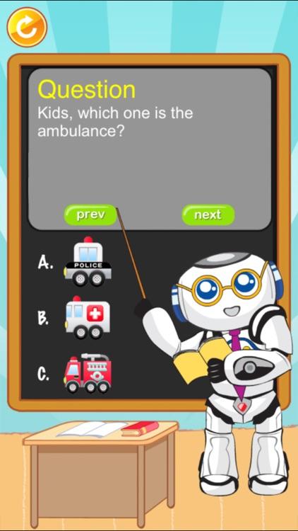 A.I. Robot screenshot-4