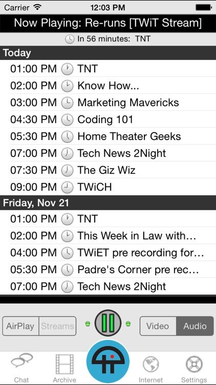 TWiT screenshot-0