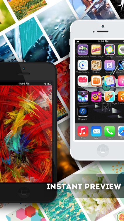 Wallpapers & Backgrounds Live Maker for Your Home Screen screenshot-3