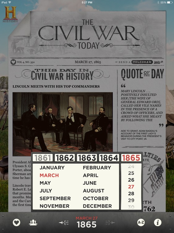 The Civil War Today screenshot-2