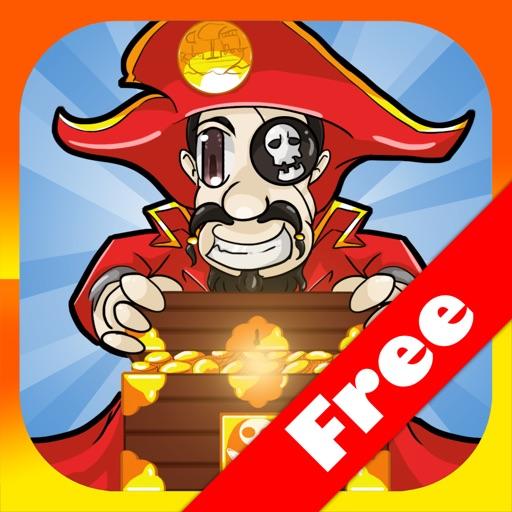 2048: Pirate's Treasure Hunt FREE