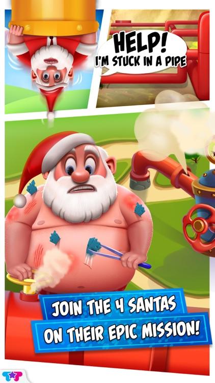 X-mas : The 4 Santas