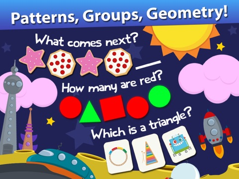 Screenshot #4 for Animal Math Games for Kids in Pre-K, Kindergarten and 1st Grade Learning Numbers, Counting, Addition and Subtraction Premium