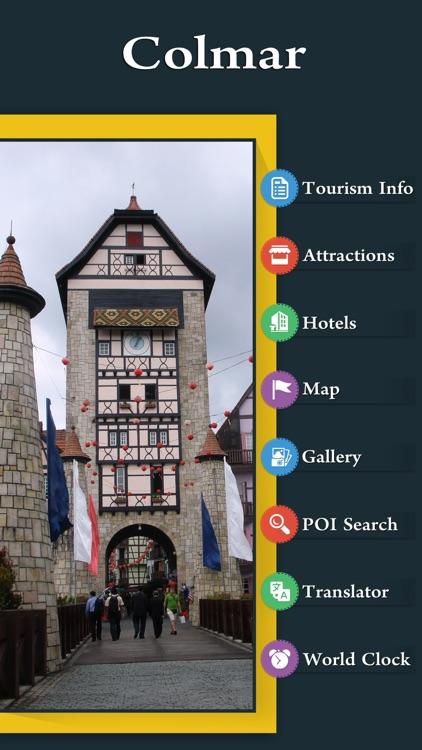 Colmar Travel Guide