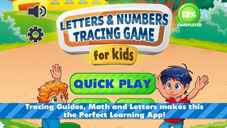 Letter and Number Trace for Children Learning to Write screenshot-4