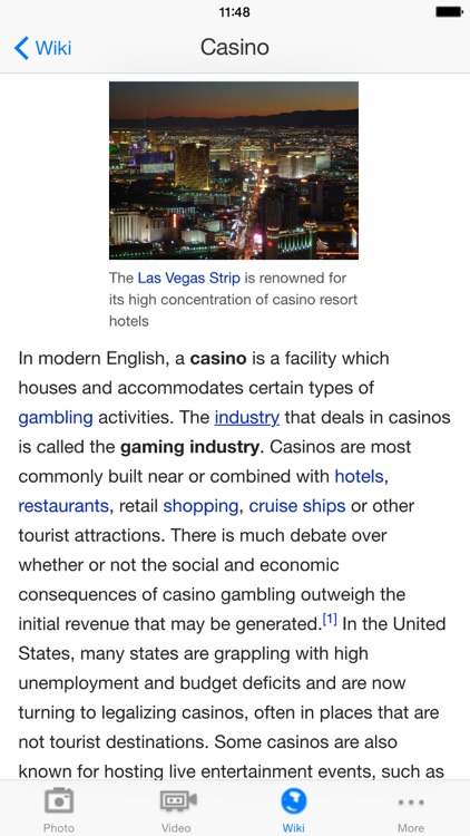 Las Vegas Casinos & Hotels screenshot-4