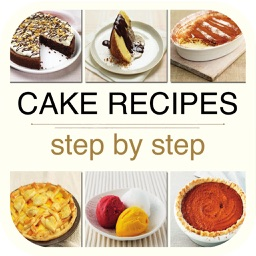 Cake Recipes - Step by Step Cookbook for iPad