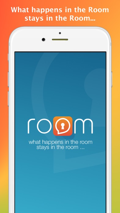 Room : your private social network with anonymous rooms screenshot