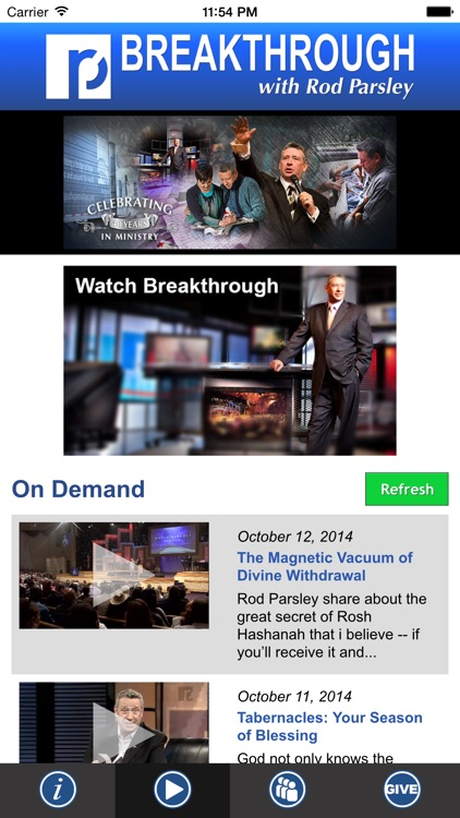 Breakthrough with Rod Parsley