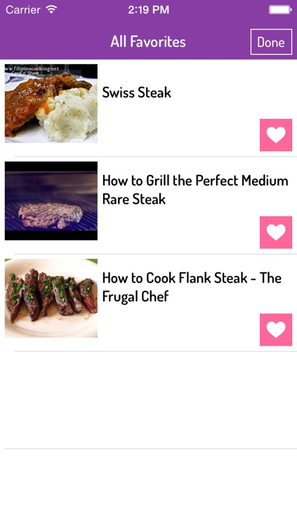 Steak Recipes - Complete Video Guide