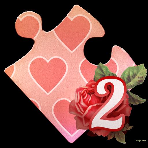 Праздничный пазл. День Св. Валентина 2
