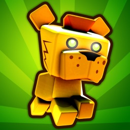 Crossy Jungle - Arcade Road Runner Game