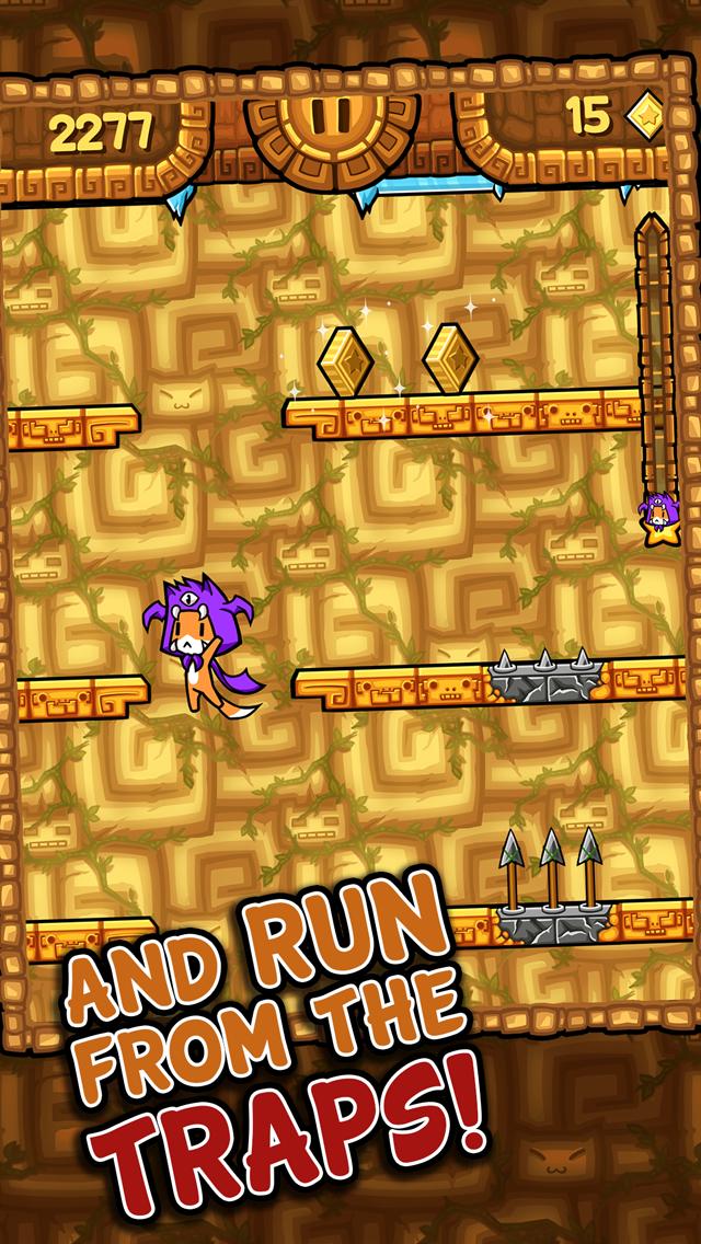 Tappy Run 2 - Free Adventure Running Game for Kids screenshot four