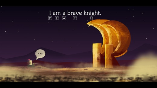I am a brave knight Screenshot