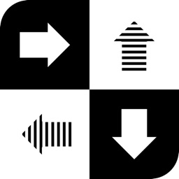 Arrow Tiles - Don't Swipe The Wrong Direction