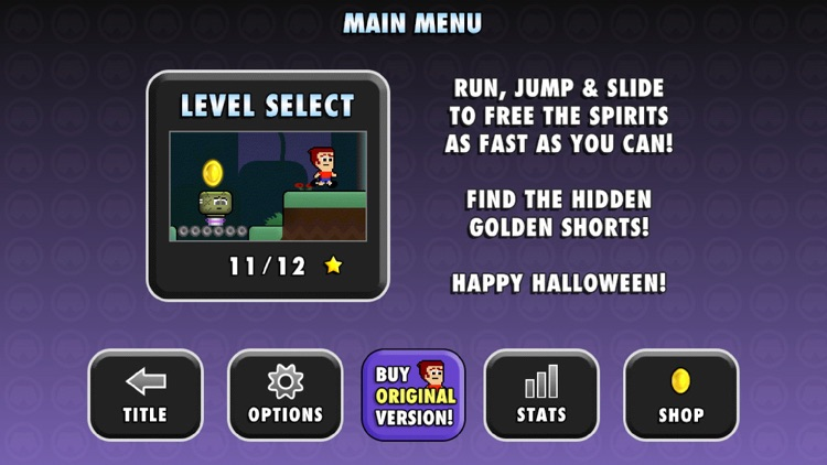 Mikey Shorts Halloween screenshot-3