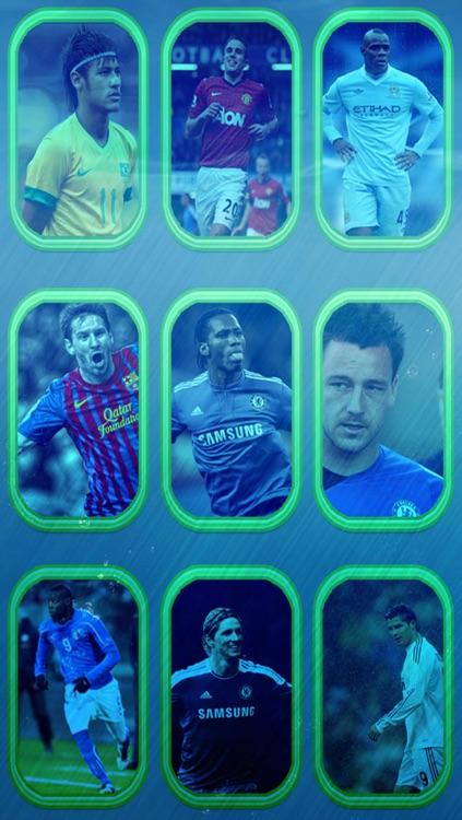 Soccer Stars Wallpapers HD screenshot-4