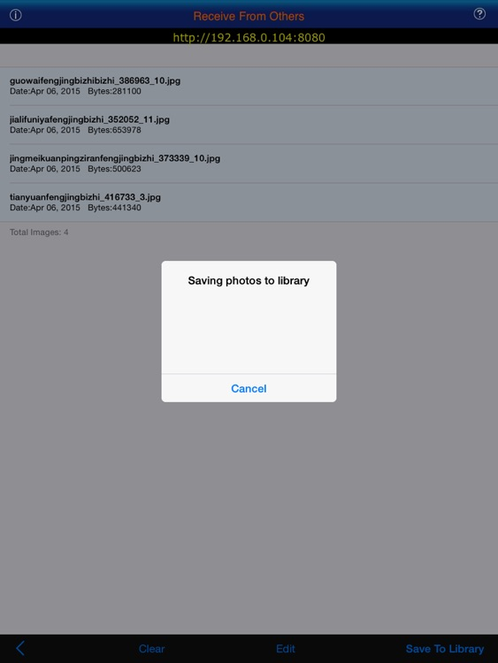 eTransfer Lite For iPad screenshot-4