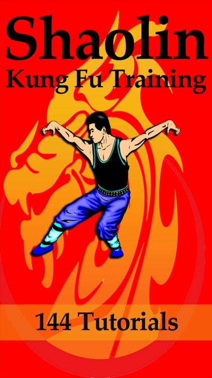 Shaolin Kung Fu Training screenshot-0