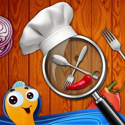 Princess Kitchen Cooking Hidden Objects