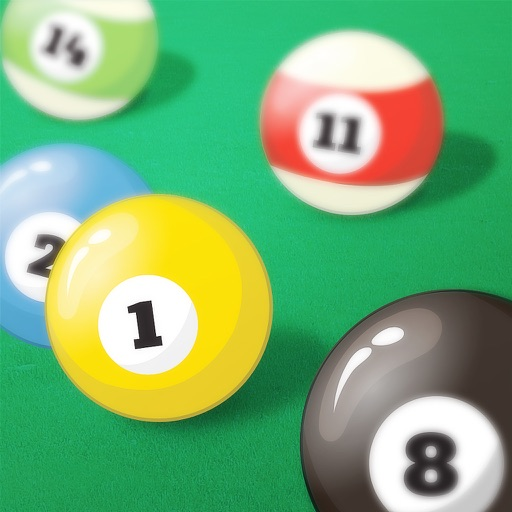 Pool Billiards Pro 8 Ball Snooker Game ( бильярд )