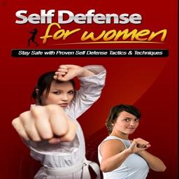Self Defense for Women:Real Live Self Defense Methods