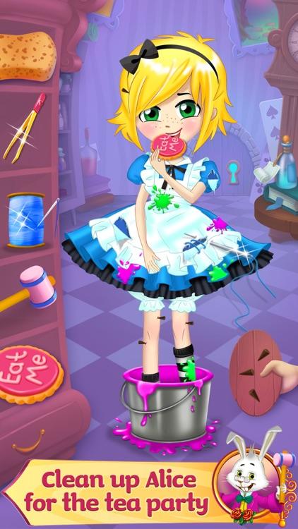 Messy Alice Challenge - Adventures in Wonderland