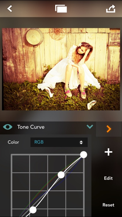 FDesign - Design Your Own Photo Effects With Layers. screenshot-0