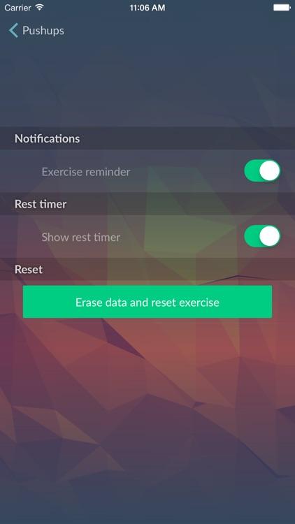 Pushups - 30 Days Workout Plan screenshot-3