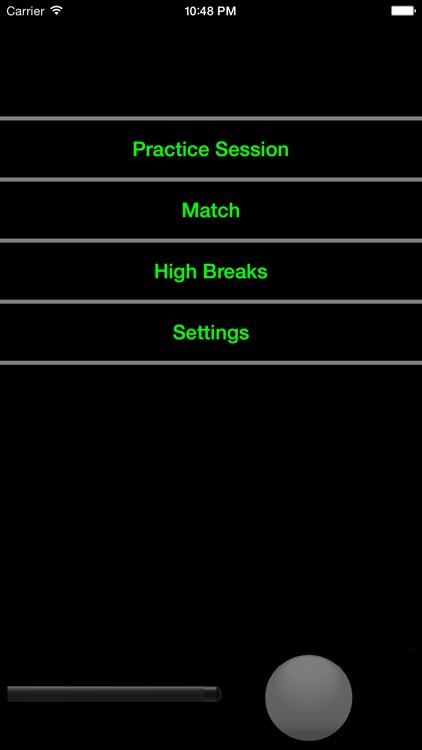 Break - Snooker Score Calculator