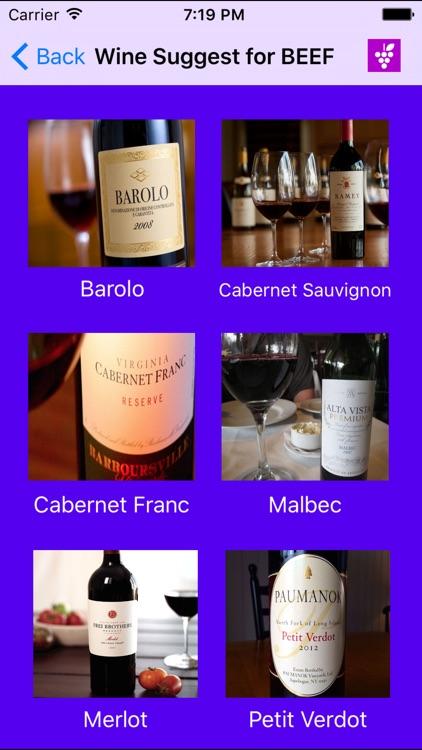 Wine Suggest