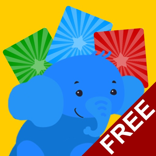Matching Elephant - Early Learning Games For Toddler and Preschooler To Learn Numbers,Alphabet,Colors,Shapes,Basic Skills - FREE PUZZLES