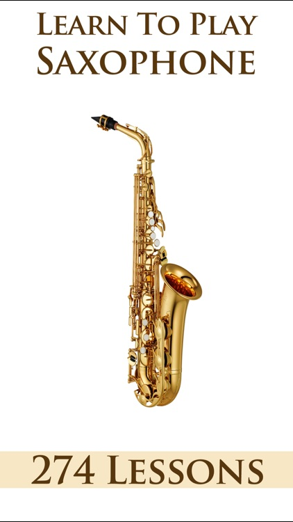 Learn To Play The Saxophone