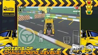 3Dレッカー車の駐車場の挑戦ゲーム無料のおすすめ画像2