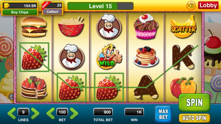 Slots : Crispy Casino screenshot-2