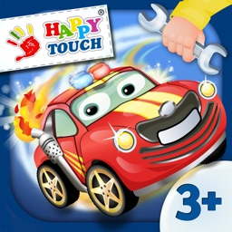 A funny Dream Cars Factory by Happy-Touch® Pocket