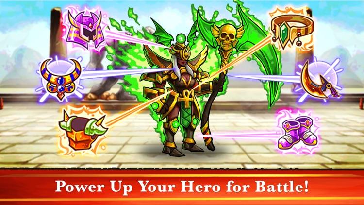 Pharaoh's War - A Strategy PVP Game screenshot-3