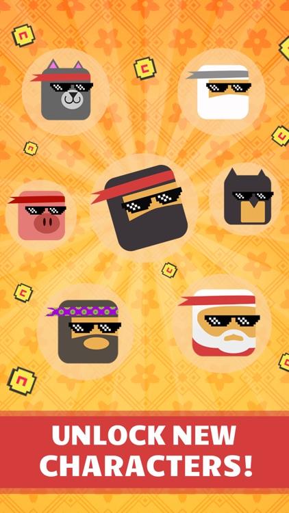 Swaggy Ninja screenshot-4