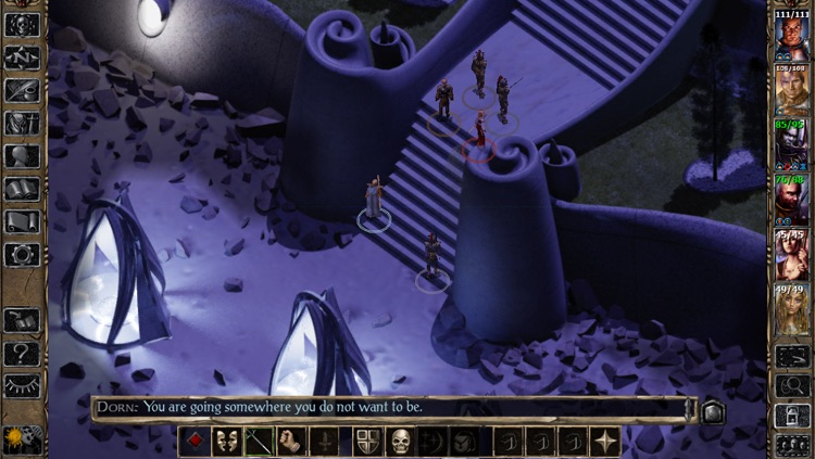 Baldur's Gate II:EE screenshot-3