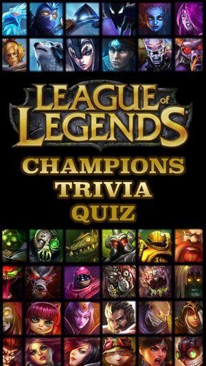 Trivia For League Of Legends Fans FREE Quiz To Name All Lol