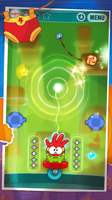 Screenshot #4 for Cut the Rope: Experiments