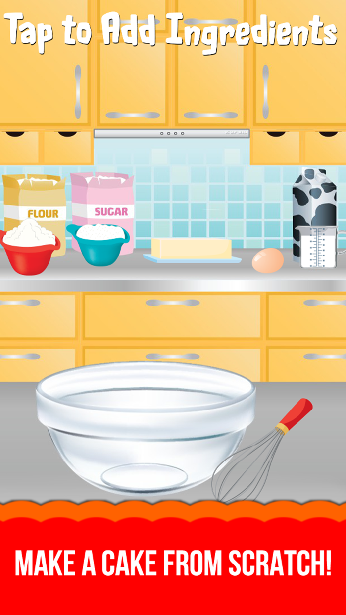 My Cake Shop HD - Cake Maker Game Screenshot