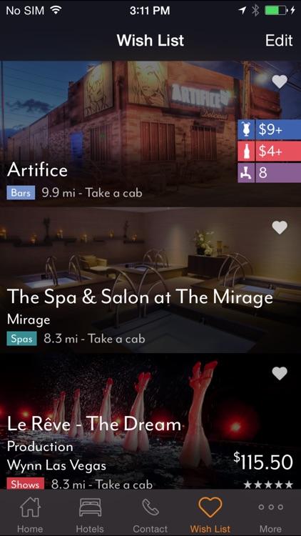 Vegas.com screenshot-4