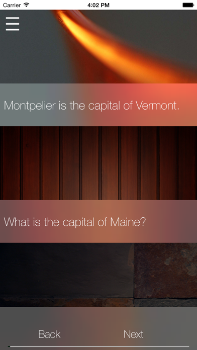 Learn the US State Capitals