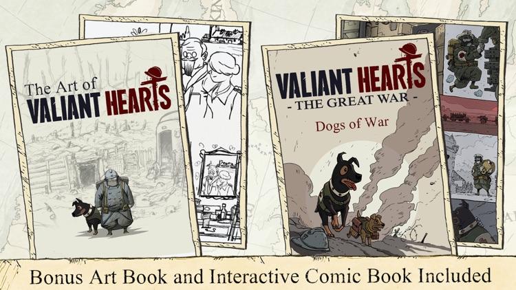 Valiant Hearts: The Great War screenshot-4