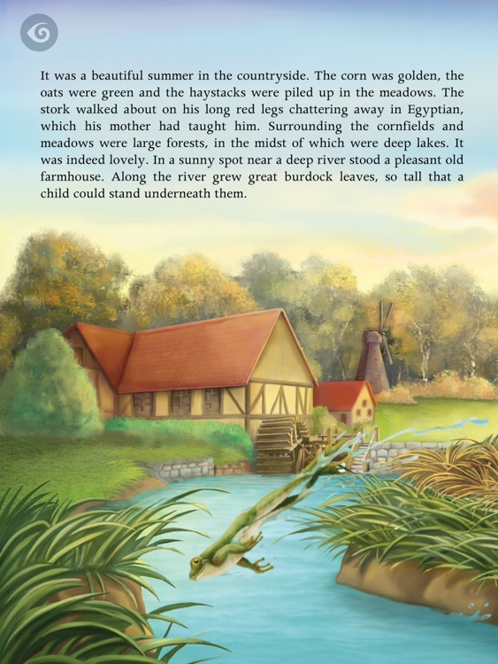 The Ugly Duckling: A Magic Fairy Tale Story Book for Kids